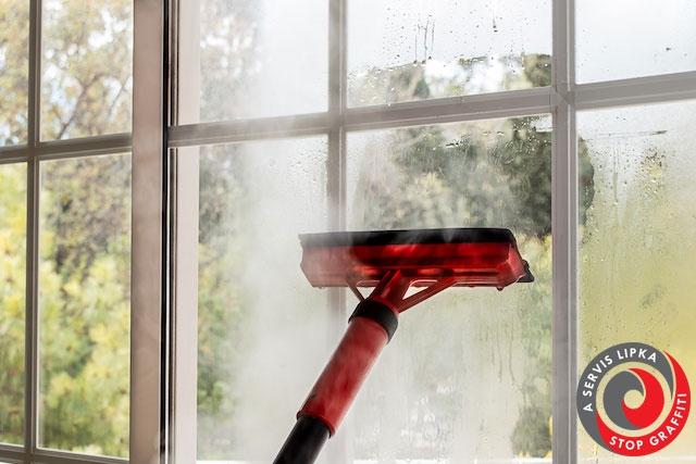 umývanie okien